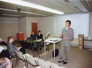 Raziskava računalniški trg predstavitev CD, Andrej Klemenc